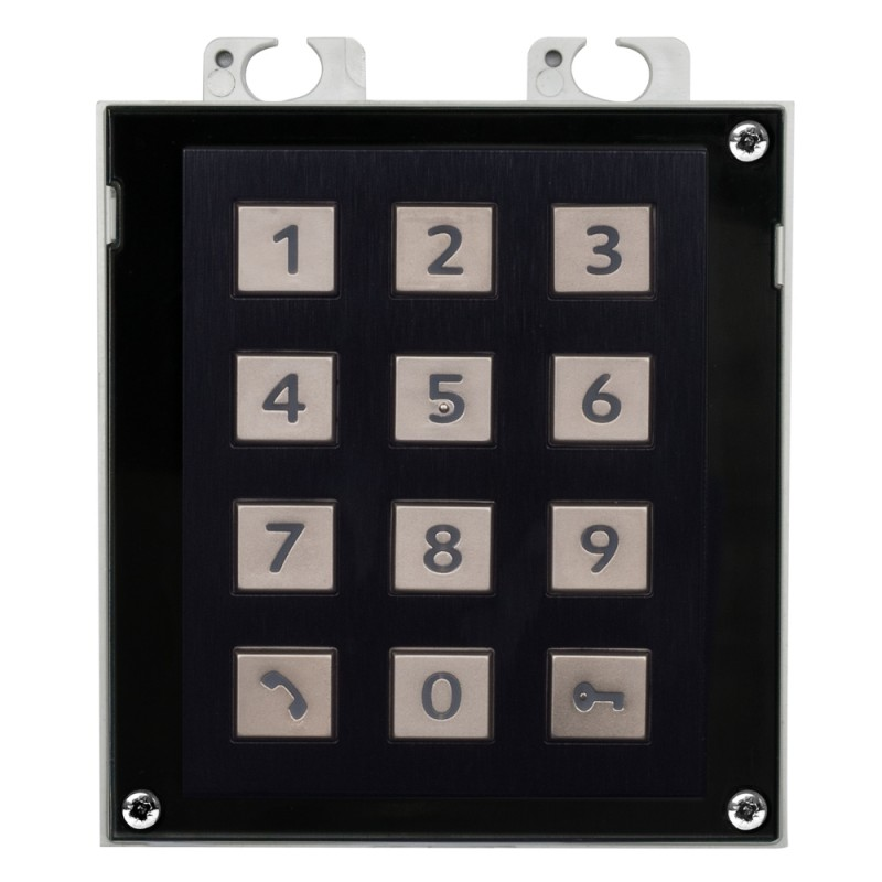 2N® IP Verso модуль клавиатуры 9155031B (черный)