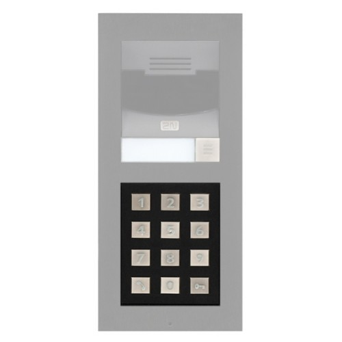 2N® IP Verso keypad module 9155031B (black)