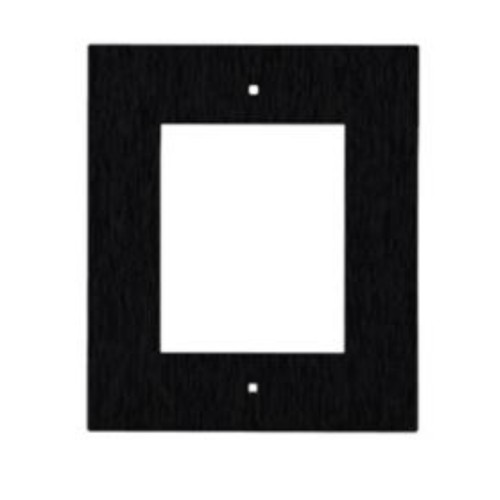2N® IP Verso instalación empotrada 1 módulo 9155011B (negro)