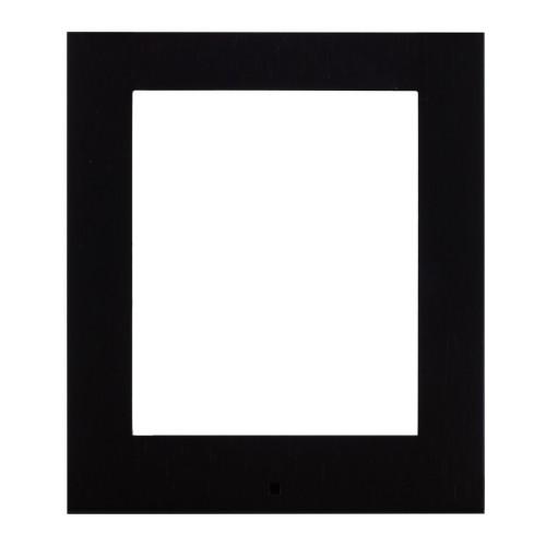 2N® Cadre pour l'installation sur la surface 1 module 9155021 (noir)