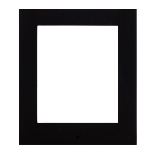 2N® Surface Mounting Frame for 1-module 9155021B (black)
