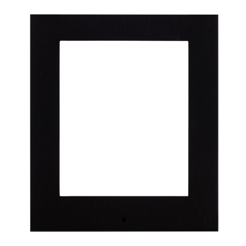 2N® IP Verso - Поверхностная монтажная рама 1 модуль 9155021B (черный)