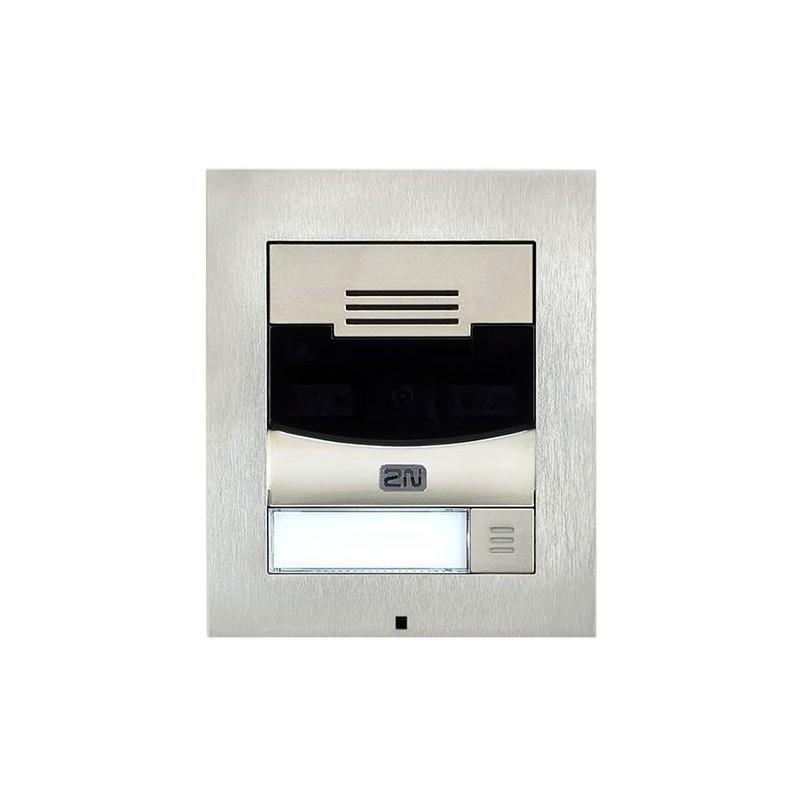 2N® IP Solo – Поверхностный монтаж 9155301CS (никель)