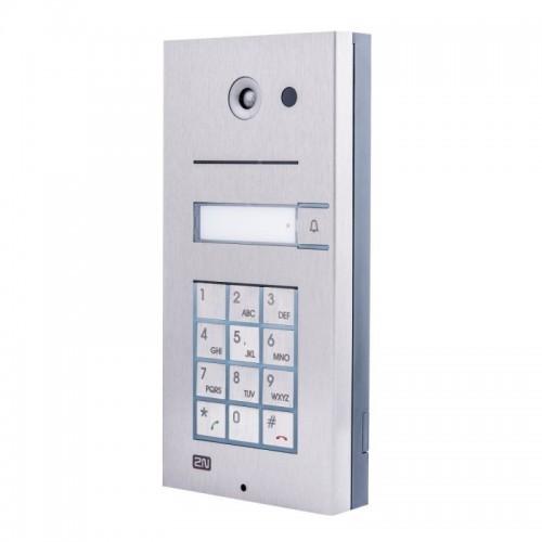 2N® IP Vario 1 bouton + clavier 9137111KU