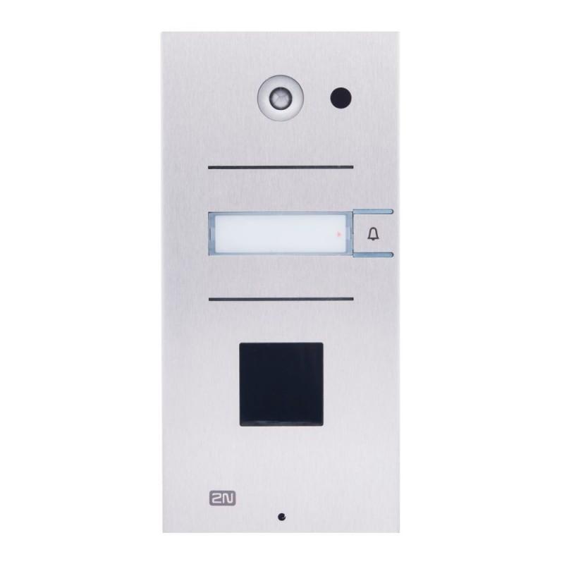 2N® IP Vario 1 bouton + caméra 9137111CU