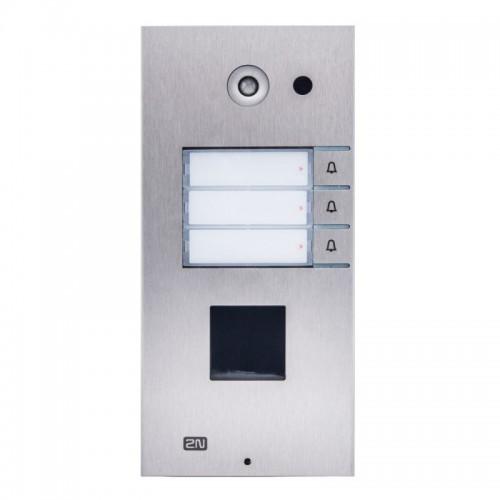 2N® IP Vario 3 кнопки с камерой 9137131CU