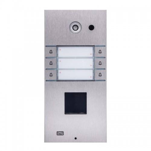 2N® IP Vario 3x2 кнопки с камерой 9137161CU