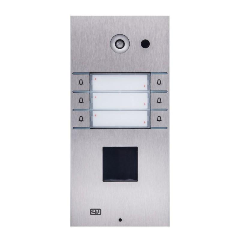 2N® IP Vario 6 boutons + caméra 9137161CU