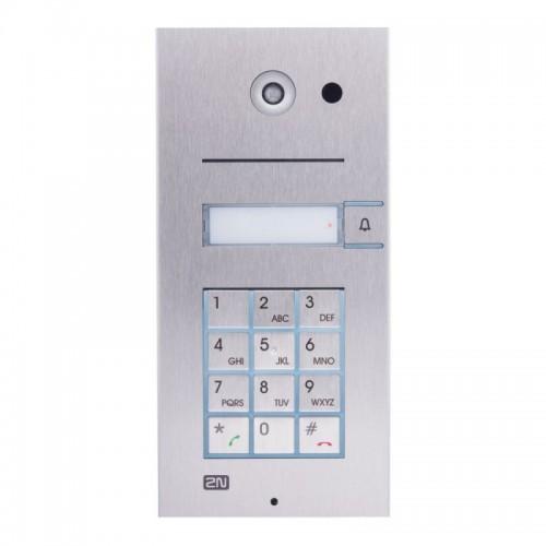 2N® IP Vario 1 bouton, le clavier, la caméra 9137111CKU