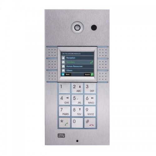 2N® IP Vario 3x2 boutons, le clavier, la caméra, l'écran 9137160CKDU
