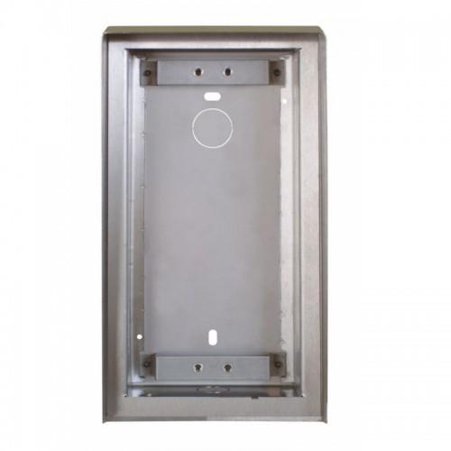 2N® tejado y caja empotrada para un módulo 9135361E
