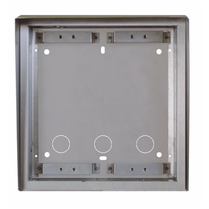 2N® крыша и углубленная коробка для двух модулей 9135362E