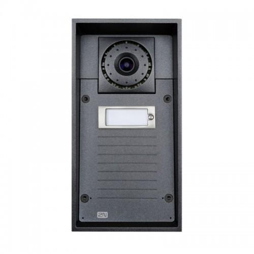 2N® IP Force 1 botón con cámara 9151101CW