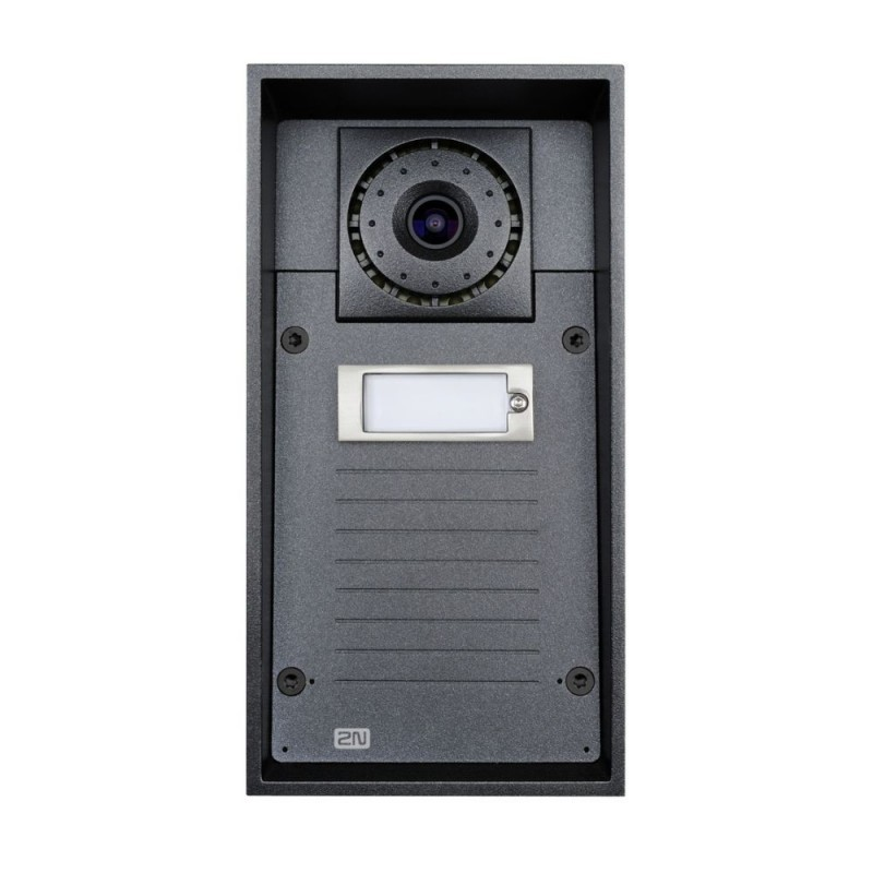 2N® IP Force 1 button & camera 9151101CW