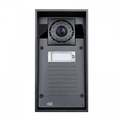 2N® IP Force 1 bouton, la caméra HD 9151101CHW
