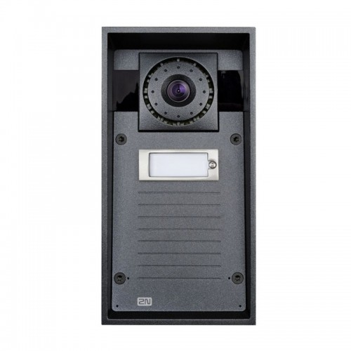 2N® IP Force 1 button & HD camera 9151101CHW