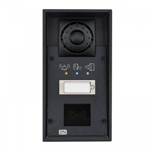 2N® IP Force 1 button & pictograms (card reader ready) 9151101RPW
