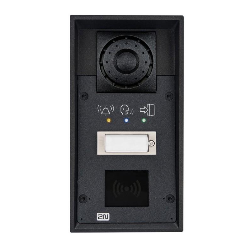 2N® IP Force 1 кнопка и пиктограммы (устройство чтения карт опционально) 9151101RPW