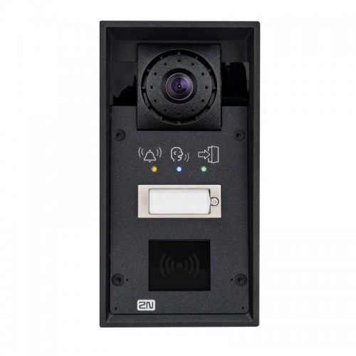 2N® IP Force 1 button & HD camera & pictograms (card reader ready) 9151101CHRPW