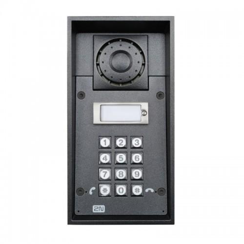 2N® IP Force 1 botón & teclado 9151101KW