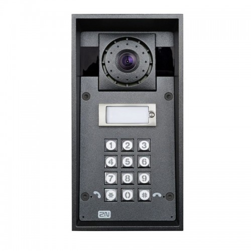 2N® IP Force 1 button & HD camera & keypad 9151101CHKW