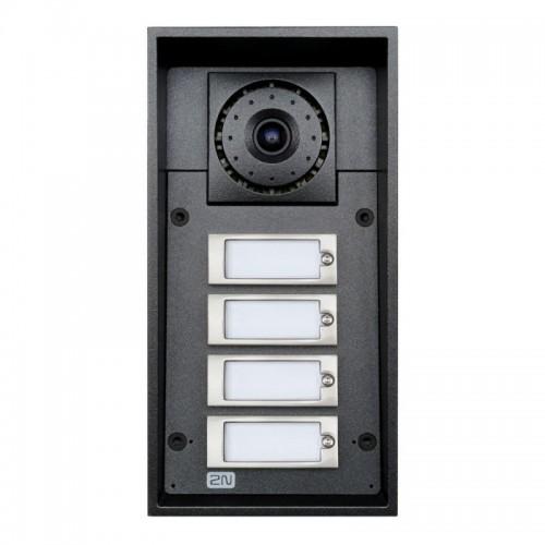 2N® IP Force 4 botones con cámara 9151104CW