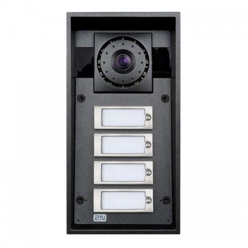 2N® IP Force 4 botones con cámara HD 9151104CHW