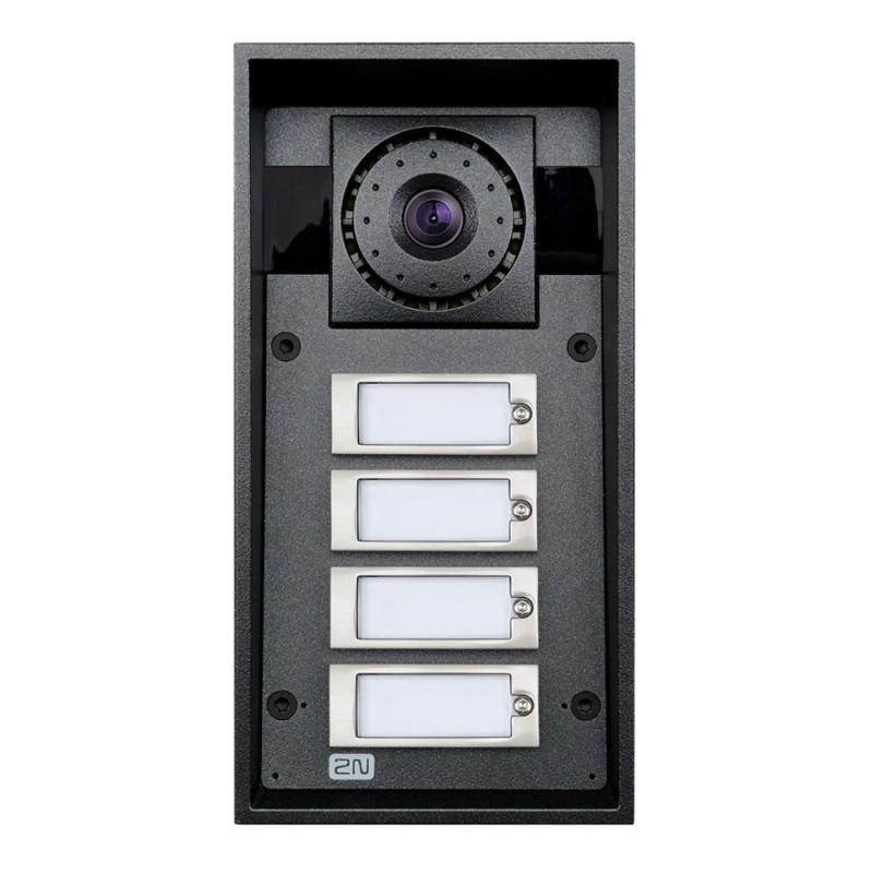 2N® IP Force 4 boutons, la caméra HD 9151104CHW