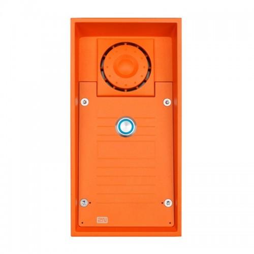 2N® IP Safety - 1 кнопка и 10 Вт динамик 9152101W