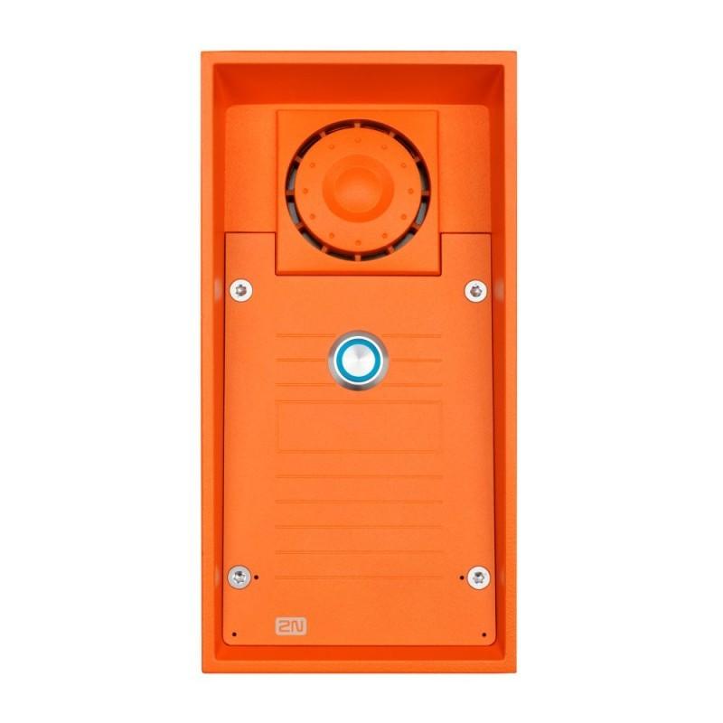 2N® Helios IP Safety - 1 кнопка и 10 Вт динамик 9152101W
