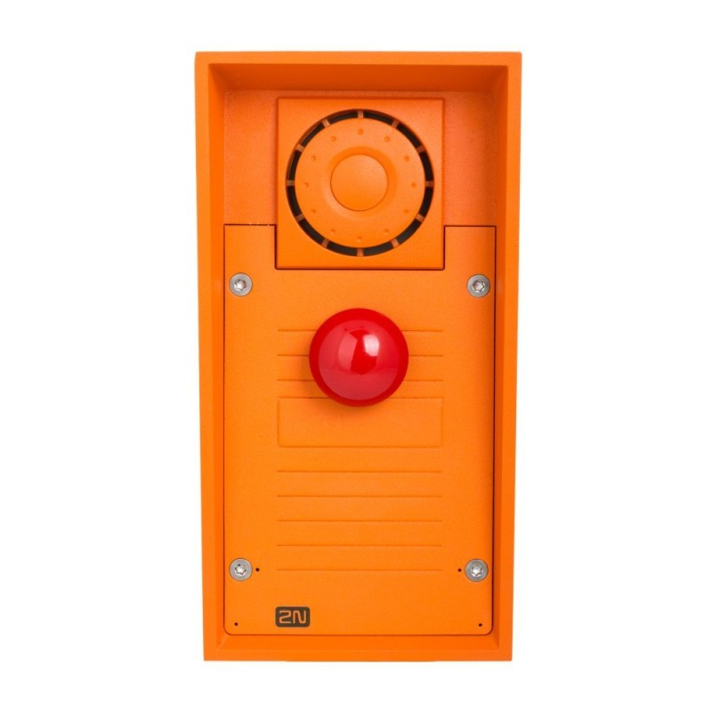 2N® IP Safety - bouton rouge, haut-parleur 10W, 9152101MW