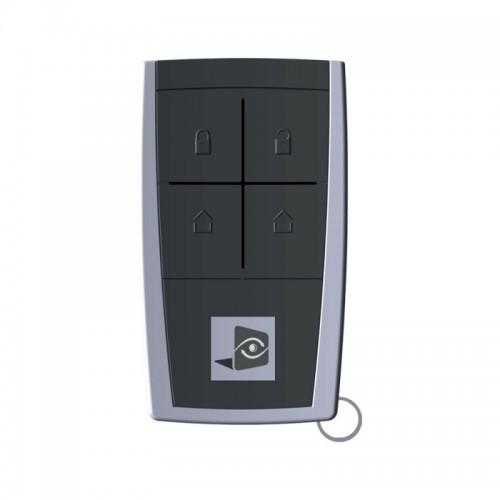Videofied KF240 – 4-кнопочный пульт дистанционного управления