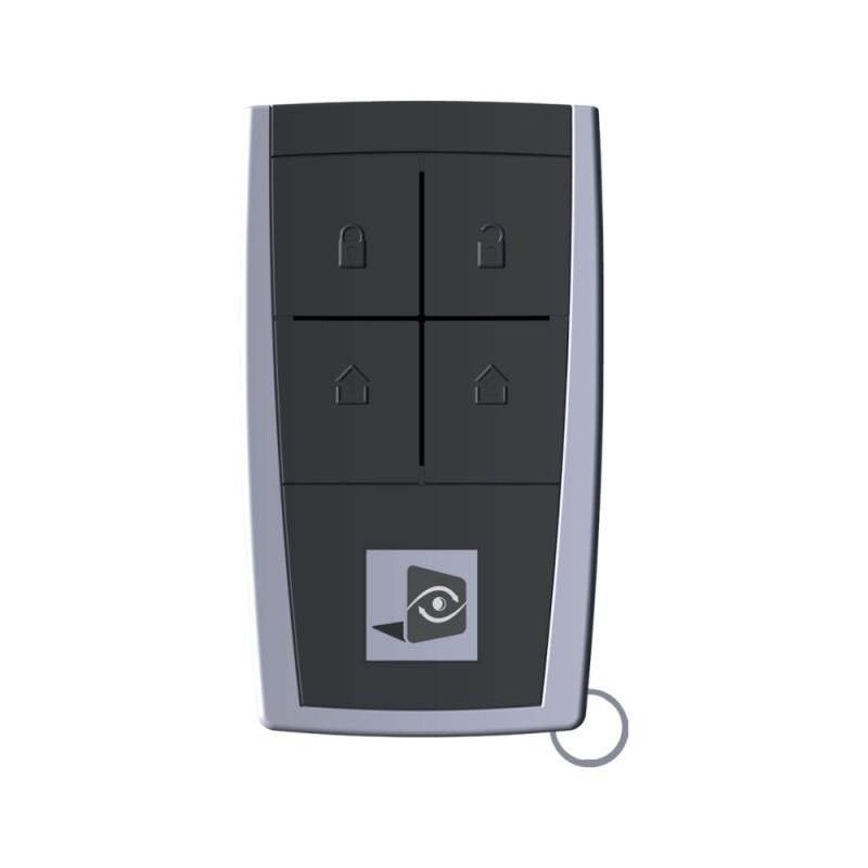 Videofied KF240 – Télécommande bidirectionnelle 4 boutons