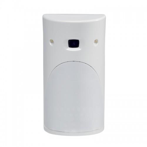 Videofied IMVA200 – Détecteur sans fil d'intérieur pour animaux de compagnie avec caméra