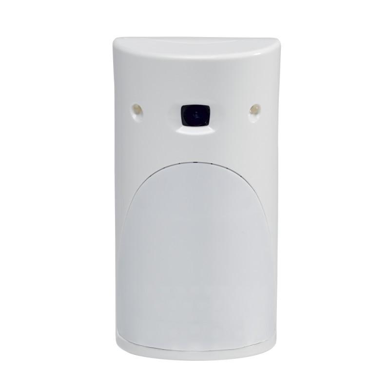 Videofied IMVA200 – Detector inalámbrico de interior con cámara, Inmune a mascotas