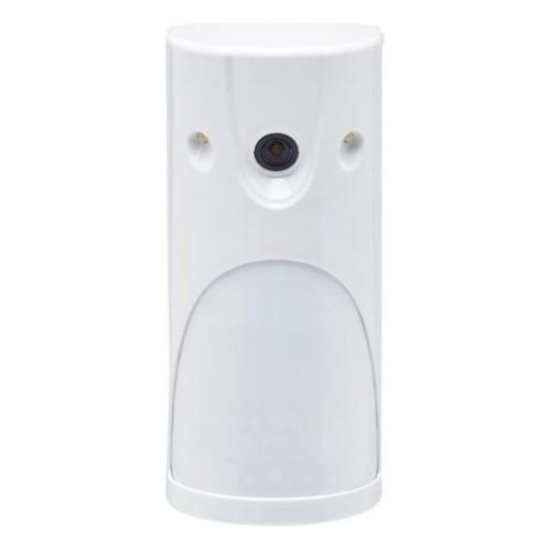 Videofied ISMV200 – Detector inalámbrico de interior con Cámara streaming