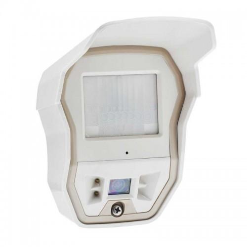 Videofied OSMVC200 – Détecteur de rideau extérieur sans fil avec live de caméra