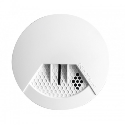 Videofied ISD200 – Détecteur de fumée sans fil, blanc