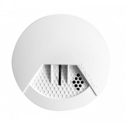 Videofied ISD200 – Detector de humo inalámbrico, Blanco