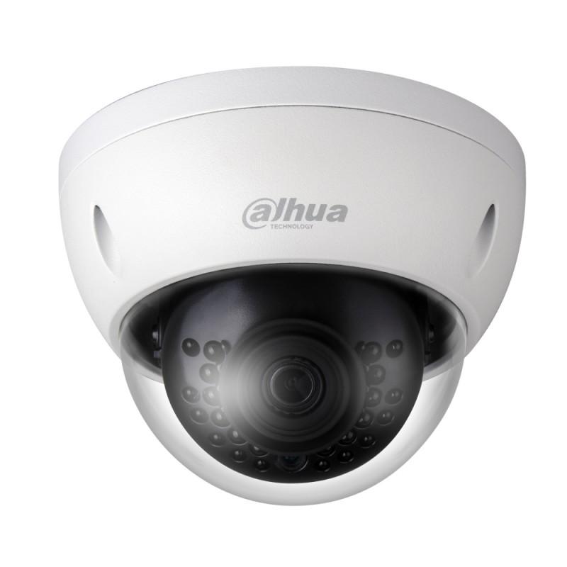 IPC-HDBW1230E – 2Мп мини-купольная IP-камера