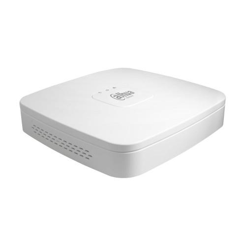 NVR4104-P-4KS2 – 4 Channel Smart 1U 4PoE 4K&H.265 Lite Network Video Recorder