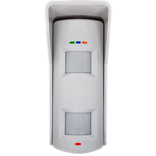 DS-PD2-T10P-WEH - 868MHz Wireless Outdoor Dual-Tech Detector