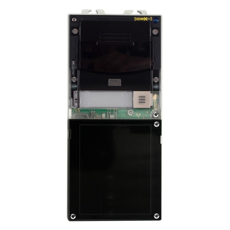 2N® LTE Verso module de base avec caméra 9155401CB-E (noir)