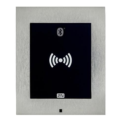 2N® Access Unit 2.0 Bluetooth & RFID - 125kHz, secured 13.56MHz, NFC 9160335-S