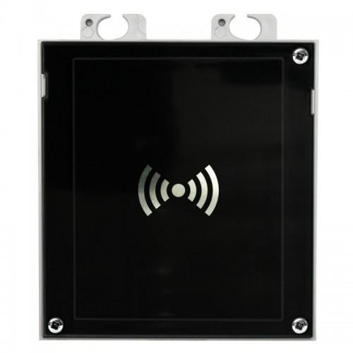 2N® IP Verso - Lector de tarjetas RFID protegidas 13.56 MHz con NFC 9155086