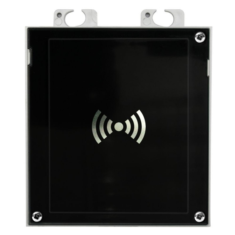 2N® IP Verso - 13.56MHz secured card RFID reader NFC ready 9155086