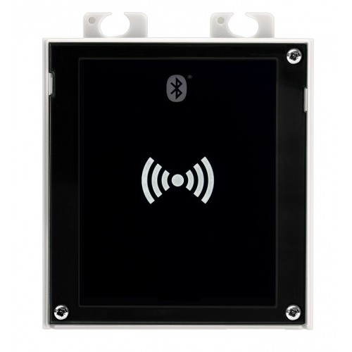 2N® IP Verso - Bluetooth & Lecteur RFID 125 kHz, Secured 13.56 MHz, NFC 9155084