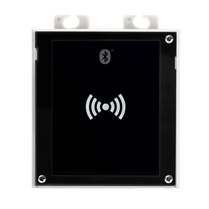 2N® IP Verso - Bluetooth & RFID Reader 125 kHz, Secured 13.56 MHz, NFC 9155084