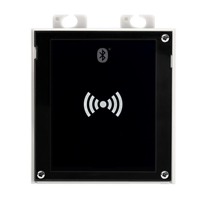2N® IP Verso - Bluetooth y Lector RFID de 125 kHz, 13.56 MHz seguro, NFC 9155084
