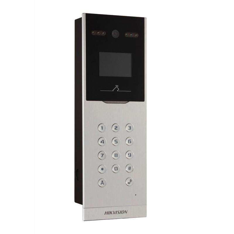 DS-KD8002-VM Estación de puerta metálica a prueba de agua